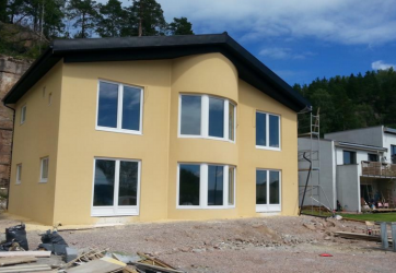 passive house Oslo Norway