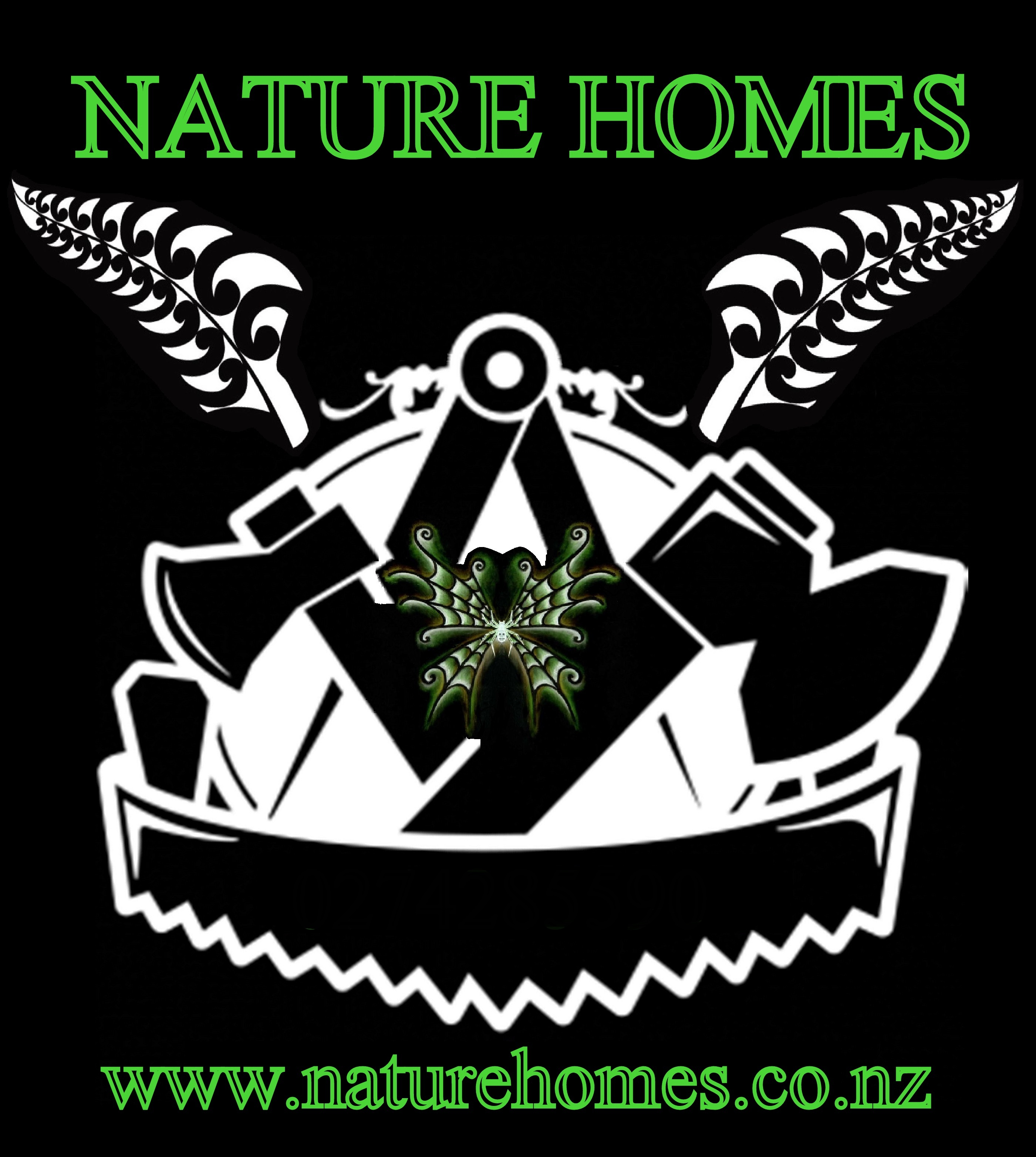 logo of Nature Homes