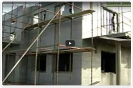 video Izodom house built in 24 days